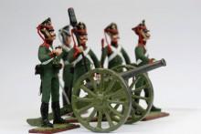 Figurines.-Artillerie