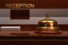 Réception-Hôtels