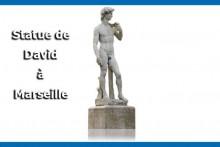 Statue-de-David-Marseille
