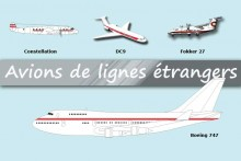 Avions-de-ligne-étrangers