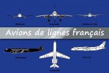 Avions-de-ligne-Français