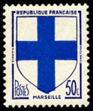 Blason_Marseille_Timbre