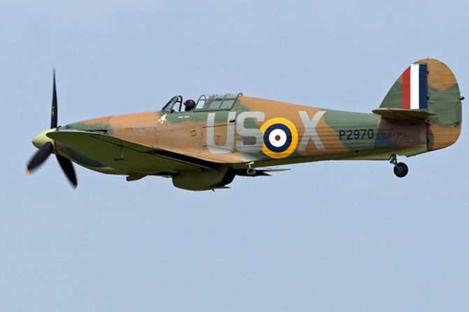 avions anglais guerre 39