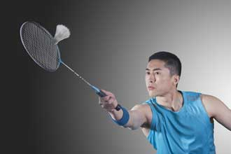 Badminton-competitioon-Foto
