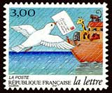 Colombe-Lettre