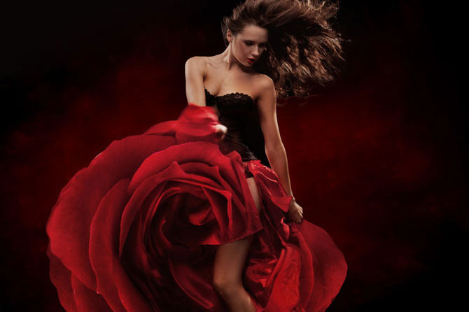 Danse_Flamenco_Femme_Foloti dans FEMMES