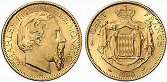 Monaco-100-francs-or-1886-c
