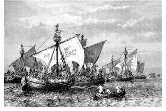 Navires-1ère-Croisade-Fotol