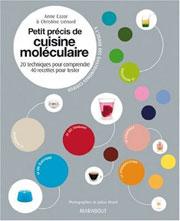 Précis-Cuisine-Moléculaire