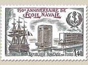 Ecole_Navale_Timbre_France