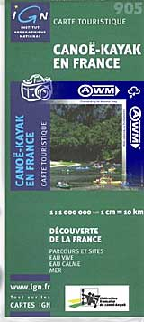 Carte-IGN-Canoe-kayak
