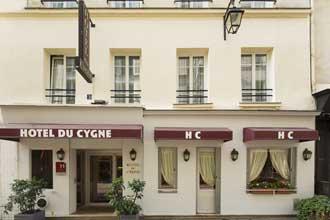 Paris-hotel-du-cygne-facade