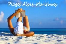 Plages-Alpes-Maritimes-Foto