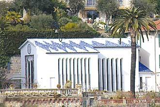 Vence-chapelle-du-Rosaire