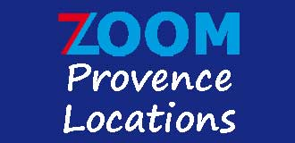 Zoom-Provence-Locations