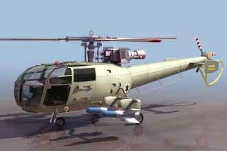 Alouette-III