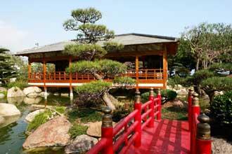 Architecture monaco provence 7 for Rocher jardin japonais