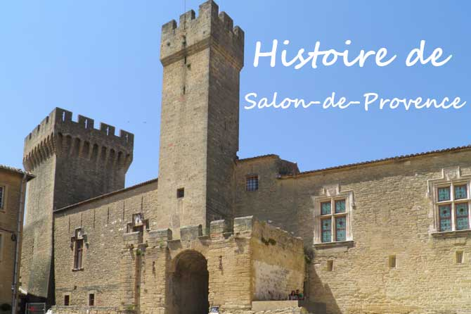 Histoire de salon de provence 13 provence 7 for Domino s salon de provence