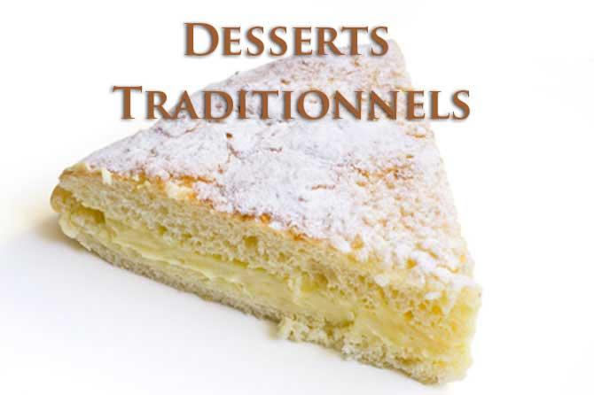 liste des desserts traditionnels en provence provence 7. Black Bedroom Furniture Sets. Home Design Ideas