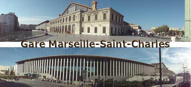 Gare Marseille 6