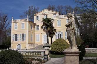 Parcs et jardins de marseille 13 provence 7 - Villa blanche marseille ...