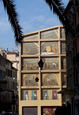 Toulon-Mur-peint