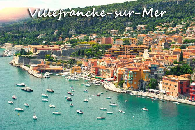 Villefranche sur mer visiter 06 provence 7 - Port de la darse villefranche sur mer ...