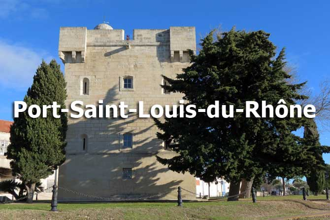 Port saint louis du rh ne visiter 13 provence 7 - Office du tourisme port saint louis du rhone ...