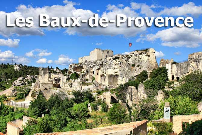 Les baux de provence visiter 13 provence 7 - Office du tourisme des baux de provence ...