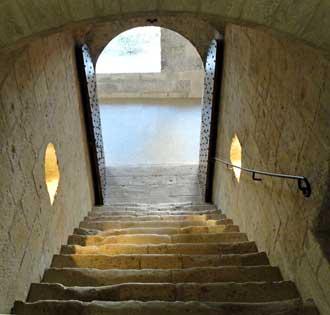 Abbaye-de-Silvacane.-Escali