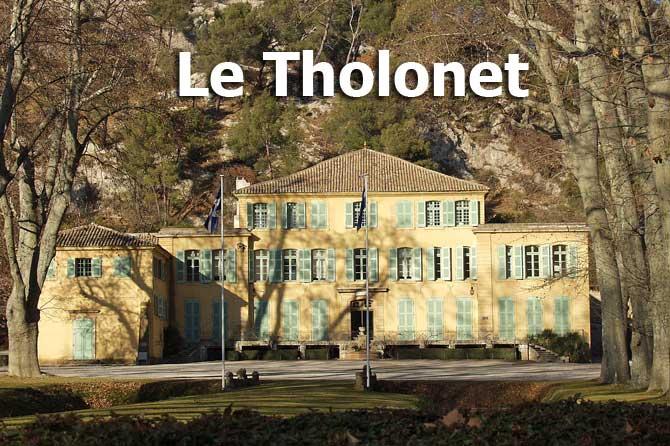 le tholonet visiter 13 provence 7. Black Bedroom Furniture Sets. Home Design Ideas