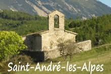 Saint-Andre-les-Alpes.--2-V