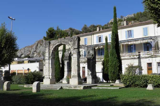 Arc De Triomphe Romain D U0026 39 Orange