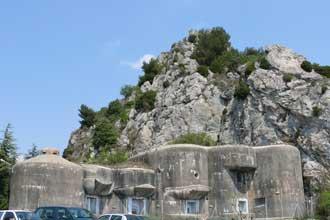 Sainte-Agnès.-Blockhaus.-P.