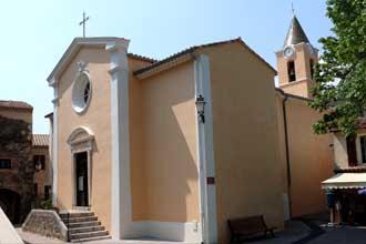 Sainte-Agnès.-Eglise.-P.-Ve