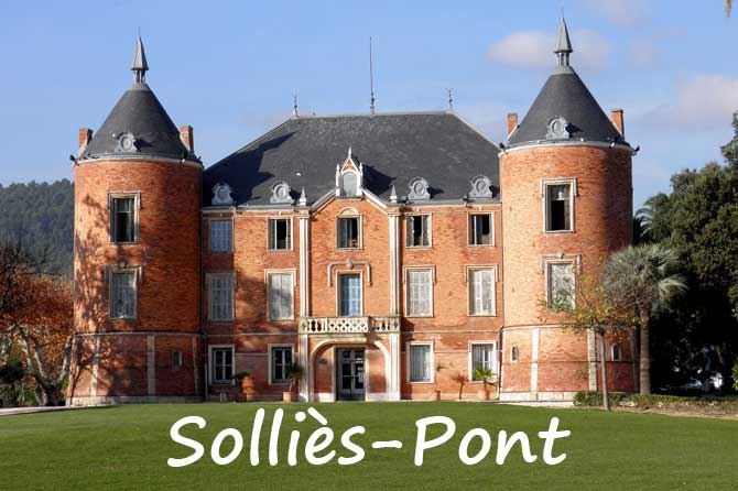 Solli s pont visiter 83 provence 7 for Piscine sollies pont