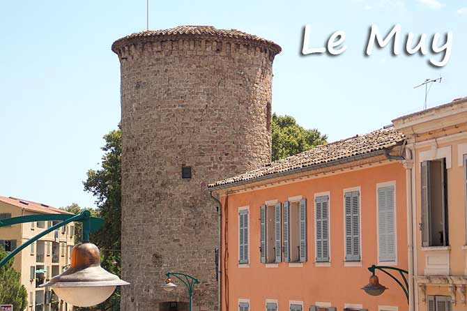 Le muy visiter 83 provence 7 for Route nationale 104