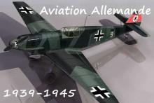 Aviation-Allemande-39-45
