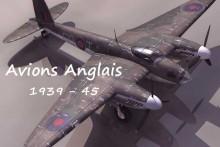 Avions-anglais-39-45