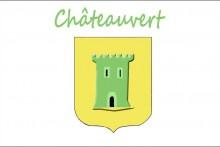 Châteauvert-Armoiries