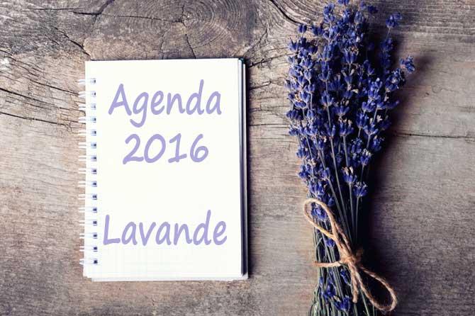 agenda lavande 2016 provence 7. Black Bedroom Furniture Sets. Home Design Ideas