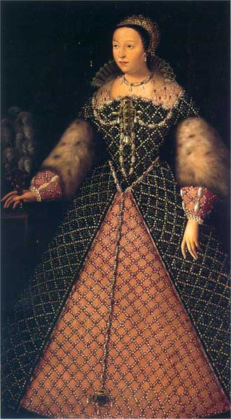 Catherine-de-Médicis.Anonym