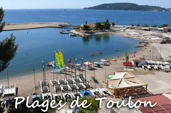 Plages De Toulon Provence 7