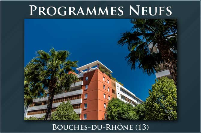 Programmes immobiliers neufs bouches du rh ne 2017 for Programme immobilier neuf 2017