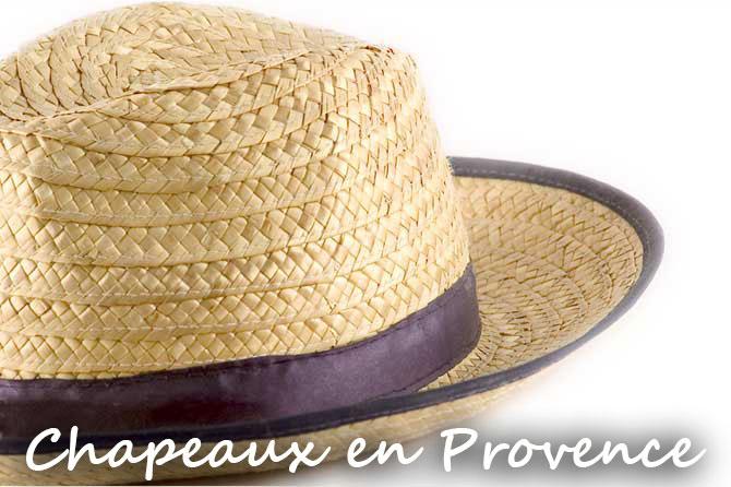Chapeaux et casquettes en Provence   Provence 7 76d6207db33
