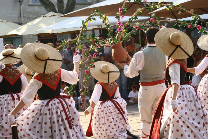 Folklore-provençal