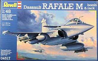 Maquette-Revell-Rafale