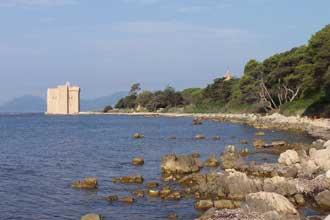 Plage-sud-de-l'île-Saint-Ho