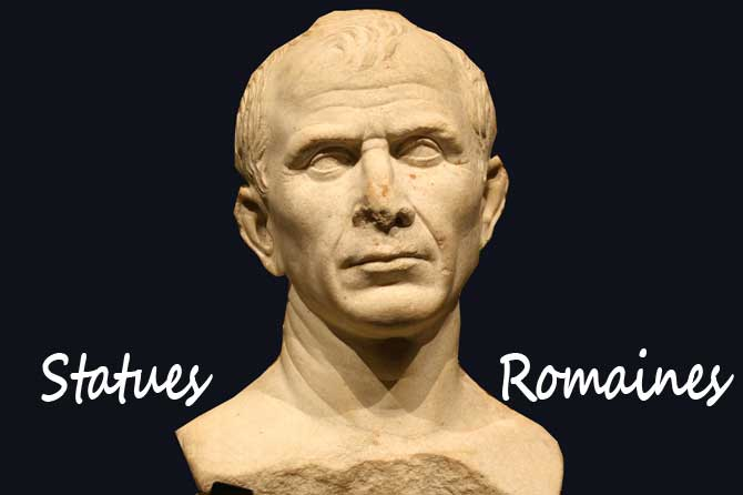 statues romaines en provence provence 7. Black Bedroom Furniture Sets. Home Design Ideas