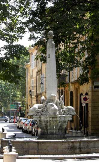 Aix en provence en listes visiter 13 provence 7 - Aix en provence office du tourisme ...